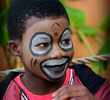 Face Painting by AMPMphotography