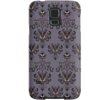 Haunted Mansion - the wallpaper eyes XL Samsung Galaxy Case/Skin