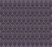 Haunted Mansion - the wallpaper eyes XL by TreeMuse