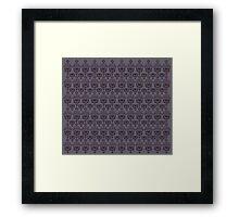 Haunted Mansion - the wallpaper eyes XL Framed Print