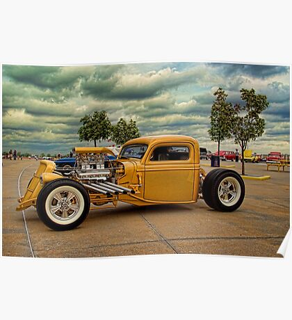 1935 Ford Pickup Truck Poster
