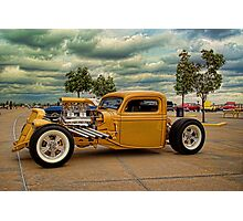 1935 Ford Pickup Truck Photographic Print