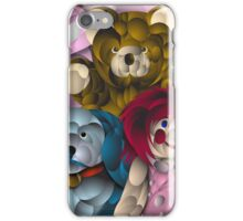 Comfort Toys iPhone Case/Skin