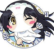 Ayame - Shimoneta! by trebory6