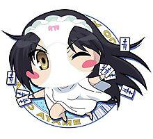 Ayame - Shimoneta! Photographic Print