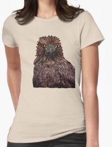 Golden Eagle Womens Fitted T-Shirt