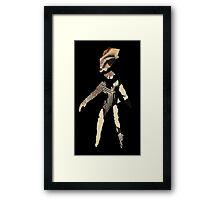 wonder woman 2 Framed Print