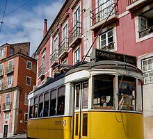 Lisbon by Paul Tait