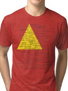 It's a Conspiracy... Tri-blend T-Shirt