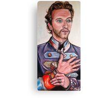 Chris Martin Canvas Print