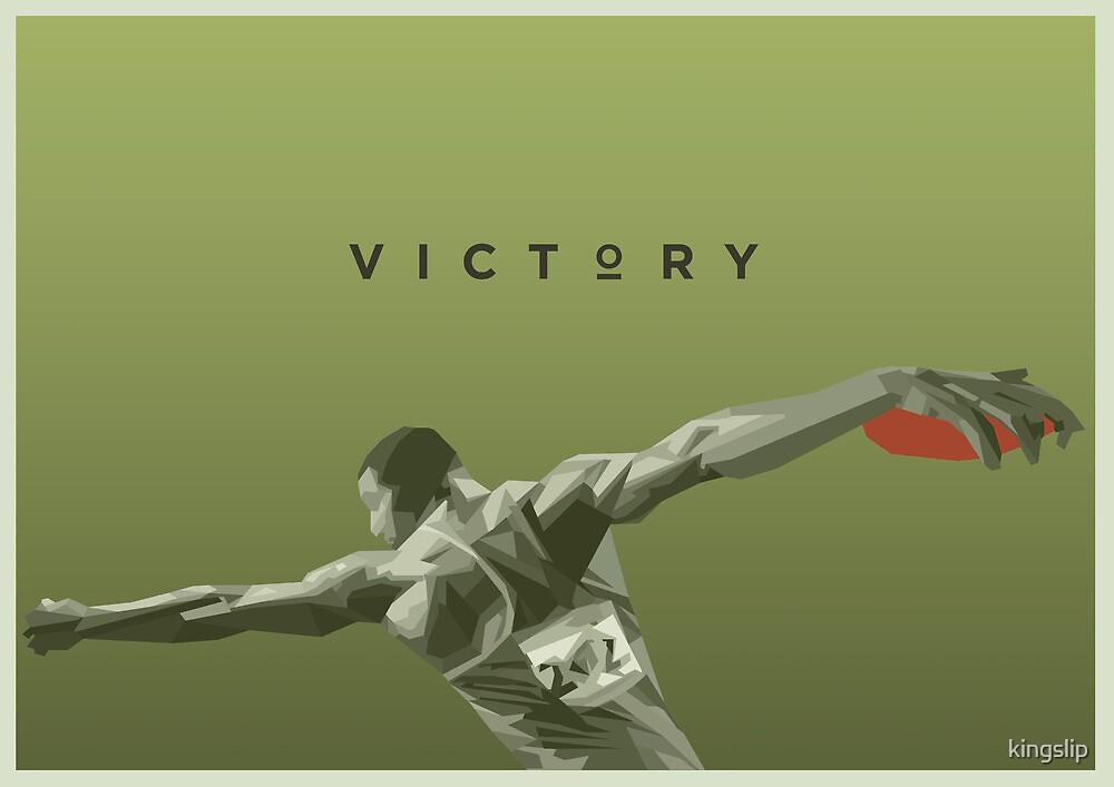 Victory by kingslip