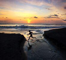 The Runner by I Nengah  Januartha