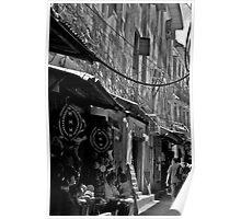 stone town, zanzibar Poster