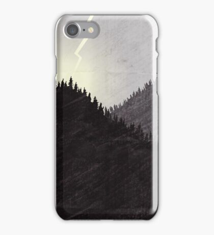 Tamriel Shout - Storm Call iPhone Case/Skin