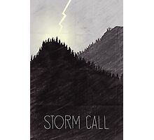 Tamriel Shout - Storm Call Photographic Print