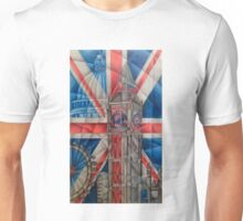British Icons Unisex T-Shirt