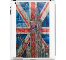 British Icons iPad Case/Skin