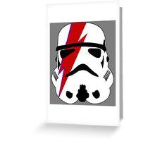 Ziggy Stormdust Greeting Card