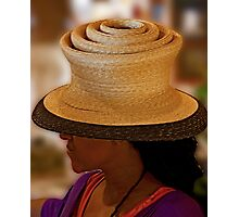 Hatter's Hat Photographic Print
