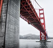 Golden Gate Selective by jswolfphoto