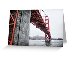 Golden Gate Selective Greeting Card
