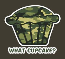 WHAT CUPCAKE? parody by M. E. GOBER