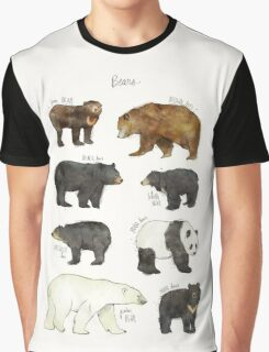 Bears Graphic T-Shirt