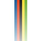 World Champion Rainbow Stripes by Benners