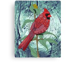 Virginia Cardinal Canvas Print