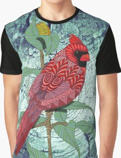 Virginia Cardinal Graphic T-Shirt