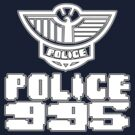 Blade Runner - Police 995 by metacortex
