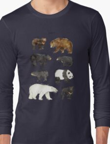 Bears Long Sleeve T-Shirt