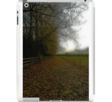 Beech leaves iPad Case/Skin