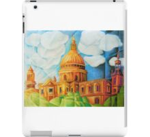 St Pauls Cathedral iPad Case/Skin