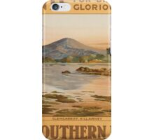 Vintage poster - Ireland iPhone Case/Skin