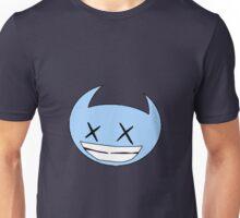 mini devil blue Unisex T-Shirt