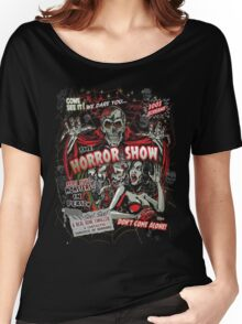Spook Show Horror movie Monsters  Women's Relaxed Fit T-Shirt