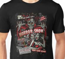Spook Show Horror movie Monsters  Unisex T-Shirt