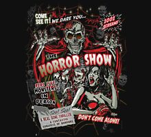 Spook Show Horror movie Monsters  Unisex T-Shirt