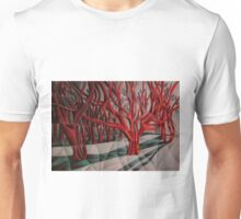 The Red Forest Unisex T-Shirt