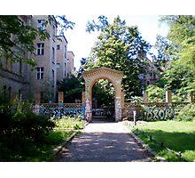 Art Gate Photographic Print
