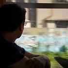Train Daze by dlieb