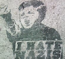 I Hate Nazis by dlieb