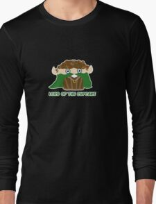 LORD OF THE CUPCAKE parody Long Sleeve T-Shirt