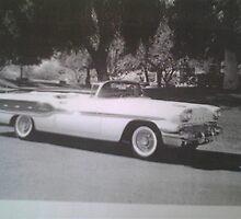 1958 Pontiac Chieftain by markhadafairday