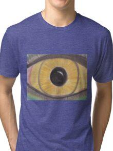 Golden Eye Tri-blend T-Shirt