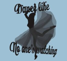 Dance like no one's watching by VintageLovexx