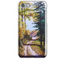 Autumn Heights iPhone Case/Skin