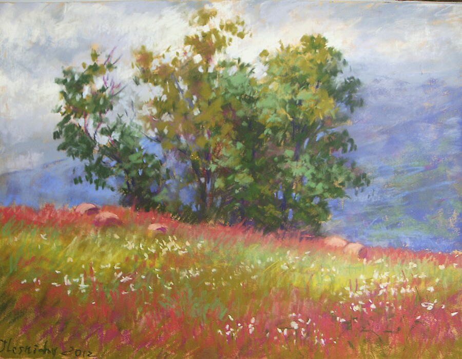 September in Virginia by Julia Lesnichy
