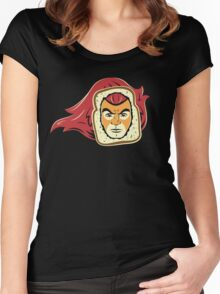 Thunderbread! Women's Fitted Scoop T-Shirt